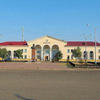 Вокзал Валуйки, Валуйки