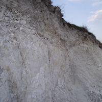 Меловая гора, Валуйки