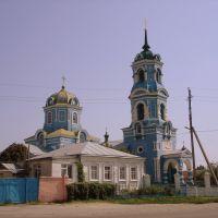 Церковь в пос. Волоконовка, Волоконовка