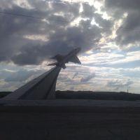самолет, Волоконовка