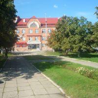 Пенсионный фонд, Волоконовка