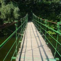 мостик в парк, Волоконовка