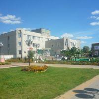Здание банка, Волоконовка