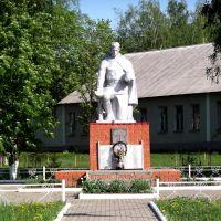 Памятник воинам освободителям, Грайворон