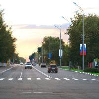 Улица Комсомольская, Губкин