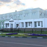 Казначейство и городской суд, Губкин