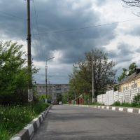 Переулок Зеленый, Губкин