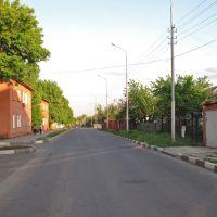 ул. Дзержинского, Губкин