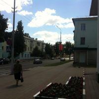 Lenina str, Губкин