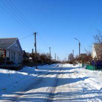 Партизанская улица, Ивня