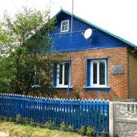 Дом П. П. Десницкого, Ивня