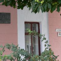 окно библиотеки., Короча