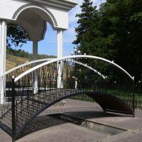 мостик молодожёнов, Короча