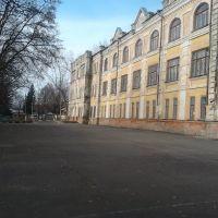 Корочанская гимназия им. Д. Кромского, Короча