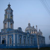 Cathedral in twilight, Короча