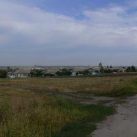 Село Бехтеевка. ул.Зелёная, Красногвардейское