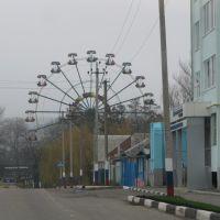 Gorodskoy park, Новый Оскол