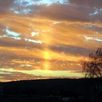 Закат, Новый Оскол
