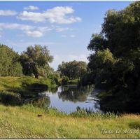 Река Оскол, Новый Оскол