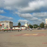 Городская площадь, Новый Оскол
