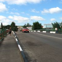 Мост через реку Беленькая, Новый Оскол
