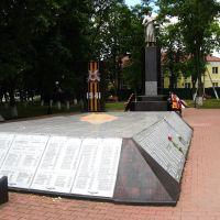 Братская могила 1281 советского воина, Ракитное