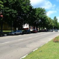 Пролетарская улица, Ракитное
