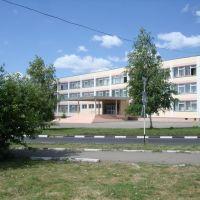 Школа №2, Строитель