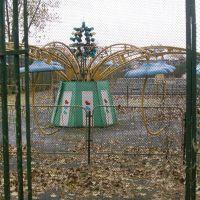 Парк в поселке Чернянка, Чернянка