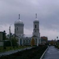 Успенский храм в поселке Чернянка, Чернянка