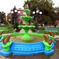 Городской Парк, Чернянка