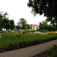 Парк аттракционов, Чернянка