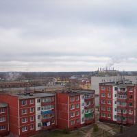 Stroiteley st., Белые Берега