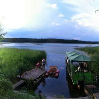 Б.Бережское озеро., Белые Берега