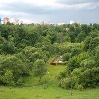 От центра к окраине, Брянск