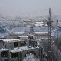Брянский стадион Динамо, Брянск
