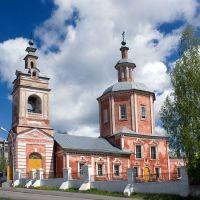 Церковь Горне-Никольская, Брянск