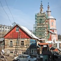 Церковь Николая Чудотворца, Брянск
