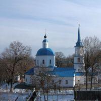 Церковь Тихвинской иконы Божией Матери, Брянск