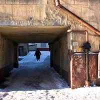Туннель, Брянск