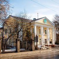 Детская поликлиника, Брянск