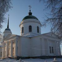 Pokrova church, Бытошь
