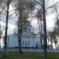 Храм в Бытоше., Бытошь
