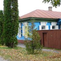 Мой дом, Вышков