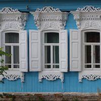 Окна. Резьба / Windows. Fretwork, Вышков