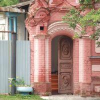 Дверь / The door, Вышков