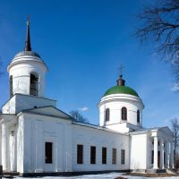Церковь Покрова, Жирятино