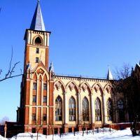 Church of Buptist`s in Bryansk, Жирятино