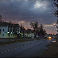 Вечером., Жирятино