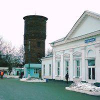 Вокзал и Башня, Жуковка
